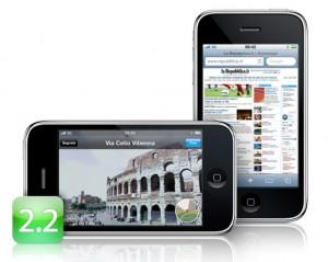 Aggiornamento iPhone 2.2